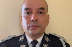 Exdirector de la Policía Nacional, Gabriel Medina.