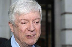 El exdirector general de la BBC, Tony Hall
