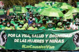 República Dominicana solo permitirá el aborto cuando represente un riesgo de vida para la madre. Foto: EFE
