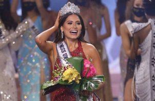 Andrea Meza, Miss Universo. Instagram