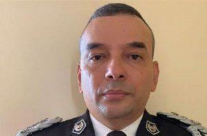 Gabriel Medina solo estuvo dirigiendo la Policía Nacional por cuatro meses. Foto: Archivo
