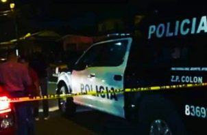 Se desconoce el móvil de este homicidio que quedó registrado por la Policía Nacional a las 7:50 pm cuando reportaba de la novedad de este homicidio.