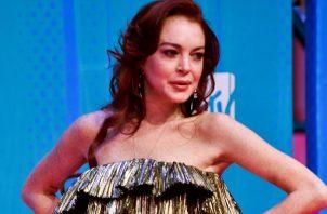 Lindsay Lohan. EFE