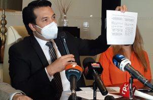 Realizando Metas pide al Gobierno de Laurentino Cortizo trabajar para salir de la crisis actual. Foto: Víctor Arosemena