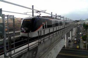 Esta extensión del Metro de Panamá generará mil empleos durante las diversas etapas. Foto: Archivo
