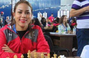 Raisa Barría ha sido campeona de ajedrez nacional.