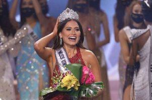 Hubo muchos que no quedaron contentos con la elección de Andrea Meza. Foto: Instagram