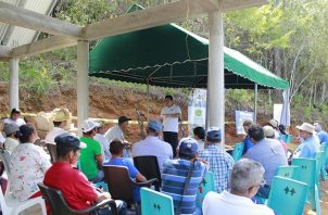 Las actividades de Fundación Natura han beneficiado directamente a más de 87 mil personas en 10 provincias del país. Foto: Cortesía Fundación Natura