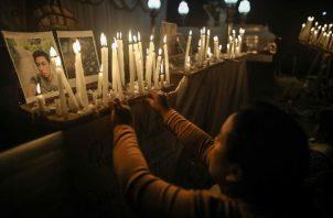 Sendero Luminoso (SL), la brutal banda terrorista que marcó la historia reciente de Perú. Foto: EFE