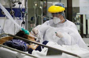 Latinoamérica reporta 162 muertes por cada 100,000 habitantes, ante un promedio mundial de 46 por cada 100,000 hab. EFE