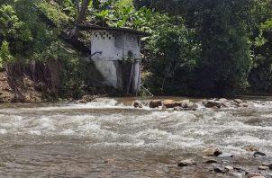 Panamá está siendo afectado por dos sistemas de baja presión, según ETESA. Foto: Cortesía/Idaan