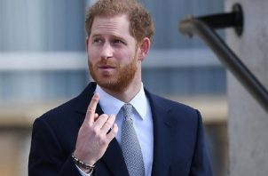 Príncipe Harry. Foto: Archivo