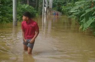 Entre las comunidades inundadas están Capetí, Boca de Cupe, Vista Alegre, Yape y Puente. Foto: Cortesía
