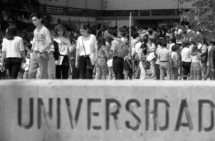 """Las universidades """"valen"""" más o menos, según su puesto en los referidos rankings. Foto: EFE."""
