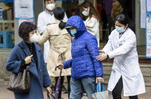 Desde el inicio de la pandemia, en China se han infectado de coronavirus 91,146 personas. Foto: EFE