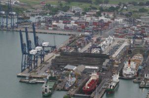 La concesión de los puertos se dio a finales de los noventa. Foto: Archivo