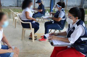 La Defensoría recomendó acciones para mejorar las condiciones de las mujeres detenidas. Foto:Cortesía Defensoría del Pueblo