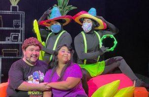 'Tramposos'. Foto: @TeatroPacific