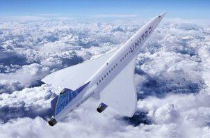 """United adquirirá 15 aviones del modelo """"Overture"""", una vez cumpla con los """"exigentes requisitos de seguridad, operación y sostenibilidad"""" de la aerolínea, con una opción de compra de 35 aeronaves adicionales."""
