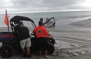 En lo que va de este año, unas cinco personas han perdido la vida por inmersión en Panamá Oeste. Foto: Eric Montenegro