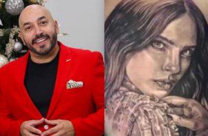 Lupillo Rivera y Belinda sostuvieron una breve relación. Fotos: Instagram / Internet