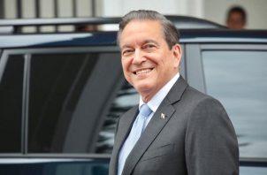 Cortizo ha criticado duramente los reintegros y ascensos en la Fuerza Pública.