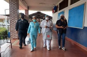 Panamá mantiene su lucha contra la covid-19 desde el 9 de marzo de 2020, día que se reportó el primer caso positivo en el país. Foto: Cortesía Minsa
