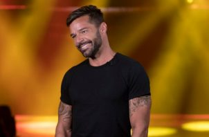 Ricky Martin. Archivo