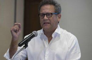 El aspirante a la Presidencia de Nicaragua Arturo Cruz fue retenido en Nicaragua. Foto: EFE