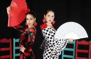 'Las Flamencas de Lorca'. Foto: Cortesía
