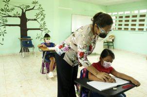 Meduca busca fortalecer conocimiento de docentes. Foto: Meduca