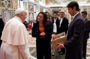 Papa Francisco, líder de la Iglesia católica. Foto: EFE
