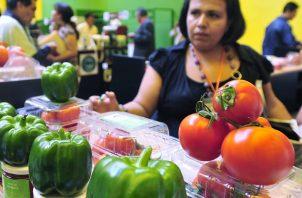 El evento tuvo como objetivo promover las redes de negocio de las PYMES agroalimentarias. EFE