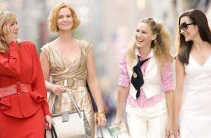 'Sex and the City' tiene seis temporadas y los primeros capítulos estrenaron el 6 de junio de 1998. Cortesía