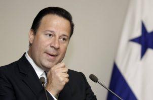 Juan Carlos Varela, expresidente de la República de Panamá, imputado de cargos dentro del caso Odebrecht.