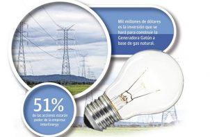 """""""El negocio es para AES Panama y es un riesgo para el Estado y la empresa InterEnergy"""", afirmó Gustavo Bernal."""