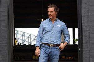 Matthew McConaughey. EFE