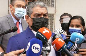 Minsa confirma investigación por vacunación clandestina contra la covid-19. Foto: Cortesía