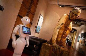 Buscan conocer el impacto de la inteligencia artificial (IA) en la Agenda 2030 de la ONU. Foto: EFE