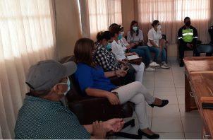 El alcalde de Atalaya, Tomás Robles, aseguró que intensificarán los operativos contra la venta y consumo de bebidas alcohólicas. Foto: Melquiades Vásquez