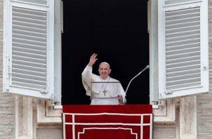 El papa Francisco, líder de la Iglesia católica. Foto: EFE