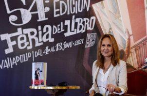En la imagen la novelista española María Dueñas. Foto: EFE