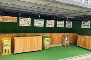 Los clientes de entreGO podrán entregar sus materiales para reciclar sin previa cita en el centro de acopio de Leafsinc en Bella Vista. Cortesía