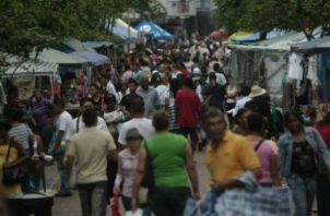 El desempleo en Panamá está en un 20% según cifras del Mitradel. Foto: Archivo
