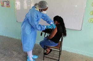 Los ciudadanos pueden reportar las inconsistencia en la vacunación.