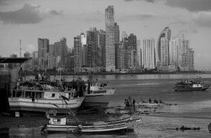 El viaje en barco para largas distancias era mucho más común que en auto. Foto: EFE.