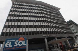Edificio Avesa del Ministerio Público de Panamá. Archivo