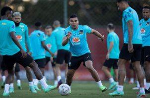 Fotografía cedida por la Confederación Brasileña de Fútbol (CBF).