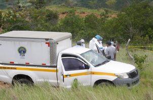 Sospechan que el cuerpo encontrado sea el de un ciudadano de origen suizo, el cual fue reportado como desaparecido el 4 de junio de este año. Foto: Eric Montenegro