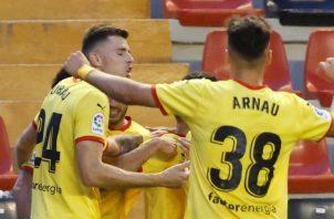 Girona busca regresar a la Primera División. Foto: Cortesía Girona